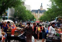 Upcoming Community Events / Jazz Festival/ Side walk Sale/ Taste of Saskatchewan