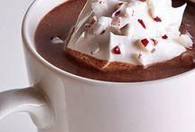 Café o chocolate