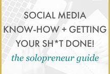 Entrepreneurship! / All about entrepreneurship!