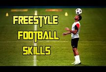 Freestyle - football skills