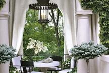 Gazebo - outdoor garden