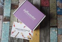 Influenster Max Factor Vox Box - review herehttps://goo.gl/GKqwmF
