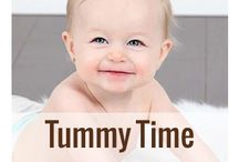 Tummy Time Activities