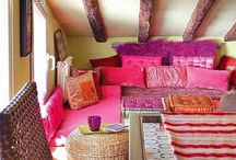 Dream Decor for your Rental House / ideas and more to make your guests feel like at home