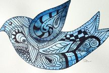 Zentangle / by Kellee Paschall