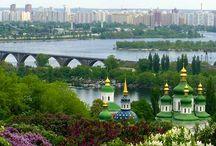 Kiev and Ukraine