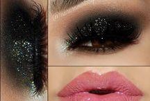 Makeup, hairstyle & nails