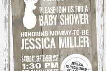 T&M baby showr