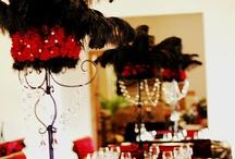 Phantom of the opera!! / Themed party ideas!!!
