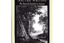 Books for Aspiring Nature Writers