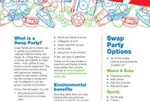 Clothing Swap Ideas