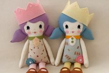 Charity Dolls / by Sue Nic
