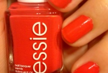 Nail Polishes I own (Reds/Pinks/Oranges) / by Caitlin Leduc