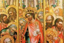 České malířství 14. století