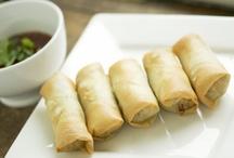 Thai Recipes / by Hotly Spiced