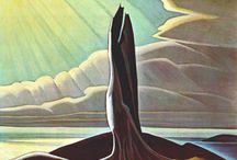 Peintres Québécois et Canadiens