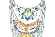 Jewellery: Tom Binns