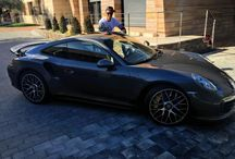 Cristiano Ronaldo puts Ballon d'Or snub behind him with €200,000 Porsche 911