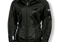 Motorcycle Jackets with a Generous Bust / Women's motorcycle jackets that offer real protection, and a roomier bust space