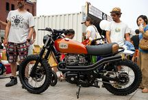 Custom Bikes / Custom built motorcycles