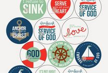 embark in the service of god