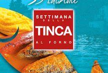 Settimana della Tinca al Forno con Polenta dal 18 al 24 Luglio Clusane (BS)