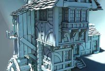 stavby