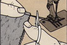 como coser en máquina