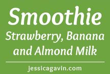 Smoothie Drinks & Spirits