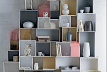Bibliothèque/Bookshelf