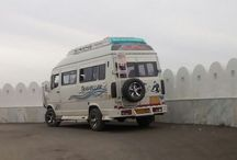 Tempo Traveller Chandigarh / Book AC Tempo Travellers for your group, wedding, friends tours.