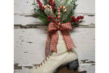 Christmas / Ideer til jul:)