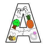 Letras alfabeto