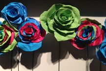 Blooming Marvellous / Paper Roses