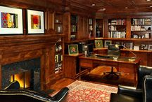 Inside a home / Comforts for a home