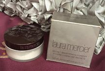 Brighten Up Your Eyes - Part Two - Laura Mercier Secret Brightening Powder / This product is more of a luxury item but I think its worth the money as you only need the smallest amount. The current price is £19.50 and I ordered mine online as my local stockist is about 30 miles away .