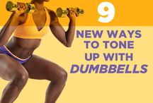Workouts With Weights / by Tone and Tighten