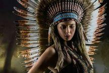 Indian Cherokee