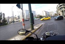 Tiger 800 ABS - BMW F800GS Athens Attiki