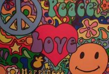 Peace and Love (well hearts) / by Sheila Murray