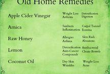 Home remedies / by Kelly Fuerstenau