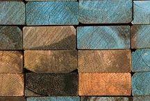 colors, patterns, materials