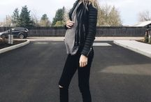 Gaya ibu hamil