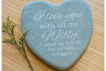 Laser Cut & Engraved Gifts / Laser cut and engraved gifts for all occasions