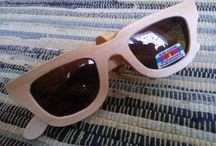 Geraldine Wood Sunglasses G7681 - Linden / Geraldine Wood Sunglasses G7681 - Linden