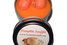Fall Candles and Fall Decor / Fall Candles and Fall Decor