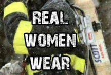 Firefighters girl