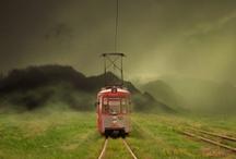 Tram, treni, navi