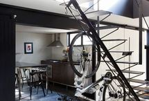 Compact Designs Ideas / Ideas for home having less floor area.