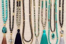 Κοσμήματα με ημιπολύτιμες πέτρες